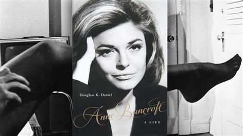anne bancroft books none of anne bancroft s spark makes it into her new