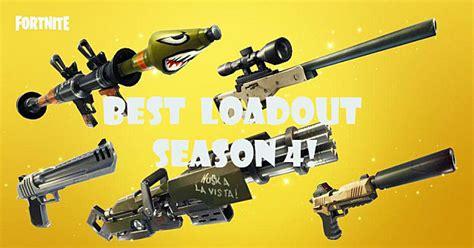 fortnite battle royale loadout  season  fortnite