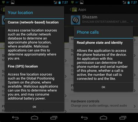 android uses permission may i that permission or how malware uses permissions on android