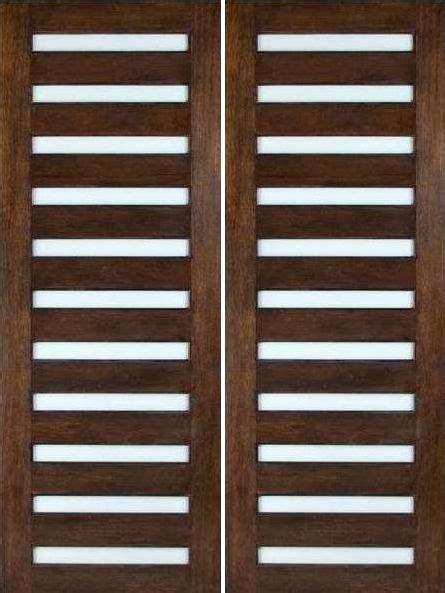36 X 96 Wood Front Door by Mahogany Moderno 8ft Front Entry Door 36 Quot X