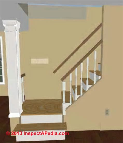 How To Build Interior Stairs With A Landing by Stairway Landings Platforms Codes Construction