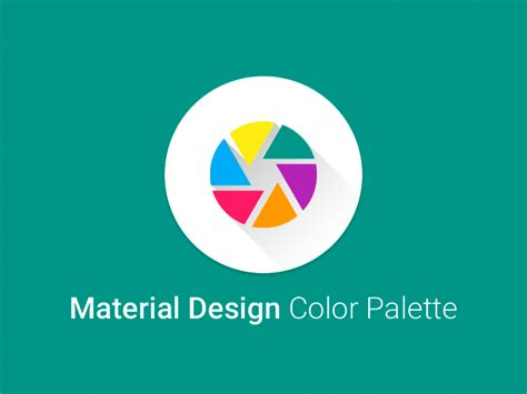 material design color schemes material design color palette uplabs