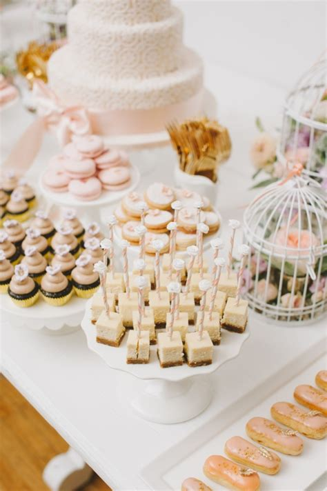 Wedding Dessert Ideas by 45 Chic And Creative Wedding Dessert Ideas Modwedding