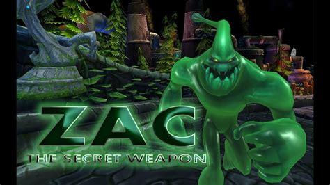 league  legends classic zac hq skin spotlight youtube