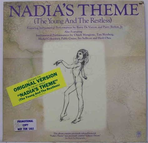 theme song young montalbano nadia s theme the young and the restless my sister