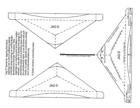 How To Make A Paper Hang Glider - attachment browser jagderivative jpg by x surfer rc groups