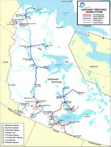 canada highway conditions map highway system