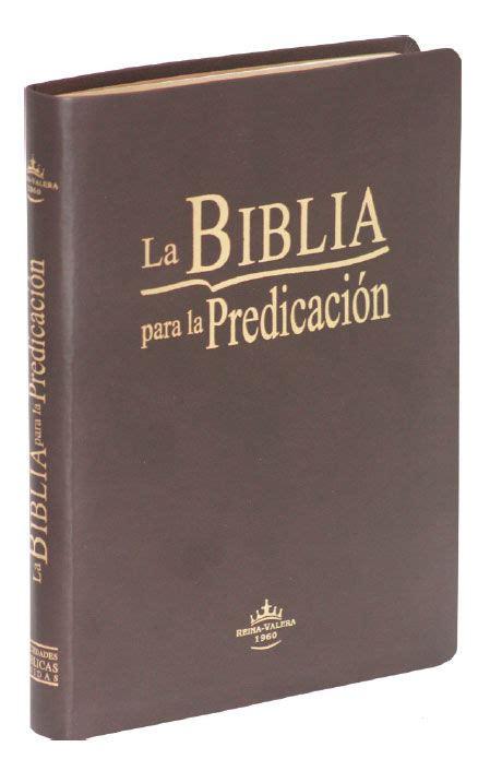 biblia de referencia dake rvr60 edition books biblia para la predicaci 243 n rvr60 i piel caf 233 rvr60