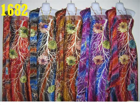 Perada Exclusife Batik batik kain pasang