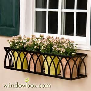 the arch window box cage square design wrought iron window boxes window boxes windowbox com