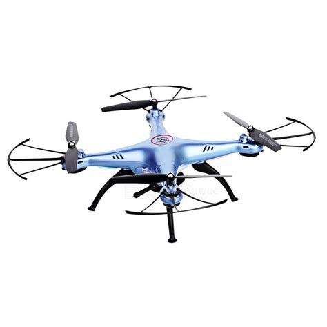 Drone Syma X5hc syma x5hc 1 4 channel rc drone quadcopter with 2 0mp hd blue free shipping dealextreme