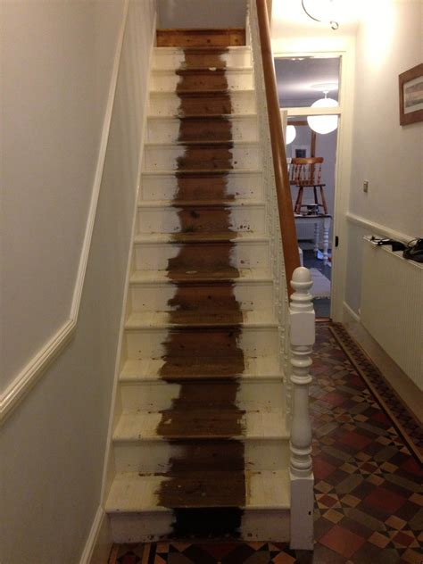 Sand down a Victorian staircase   Carpentry & Joinery job