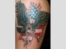 International Flag Tattoo Images & Designs Firefighter Tattoo