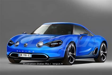 renault alpine renault alpine coupe 2016 autoweek nl