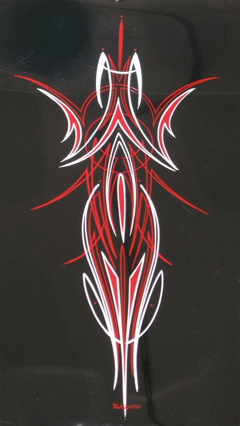 tattoo pinstripe designs pinstriping tattoos and the like