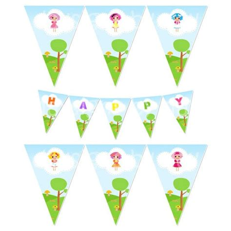 lalaloopsy birthday banner printable 39 best images about lalaloopsy party on pinterest sugar