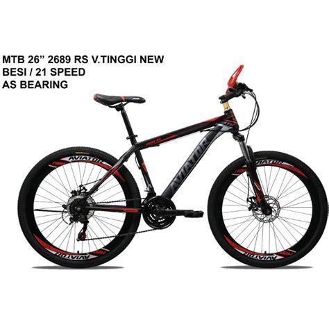 Sepeda Pacific Viper 5 0 Mtb 20 pacific sepeda mtb 26 invert 60 gratis ongkir perakitan