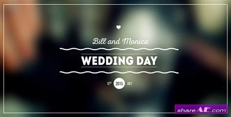 after effects free template heroes title intro videohive wedding titles pack 187 free after effects
