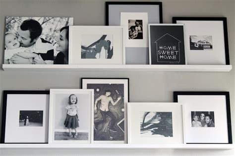 ikea photo ledges pin by sarah bertles on home decor ideas pinterest