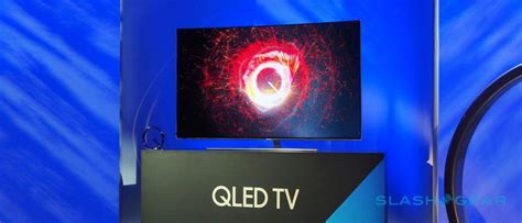 Tv Qled samsung s qled tvs wow with quantum dot 4k and easy mounts slashgear