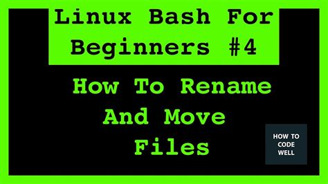 linux tutorial videos for beginners how to code well linux command line tutorials for beginners