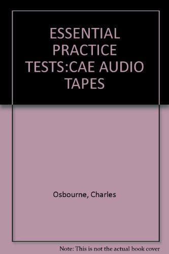 testing loudspeakers books cae practice tests audio 3 by cengage learning