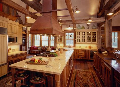 ranch home kitchen design tile countertops make a comeback know your options