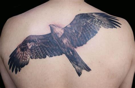 black and grey hawk tattoo frank sanchez tattoos black and gray hawk