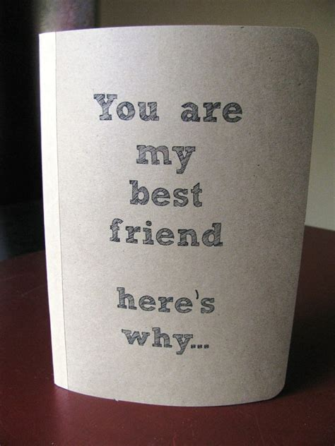 best friends stuff you are my best friend here s why 5 x 7 journal stuff