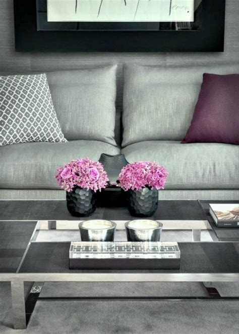purple and pink living room pantone s color of the year 2015 marsala the ace of space
