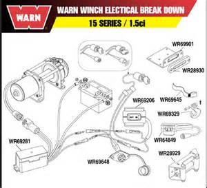 go big parts accessories llc gt accessories gt warn winch remote socket harness