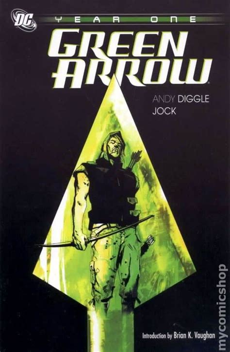 green arrow year one green arrow year one tpb 2009 dc comic books