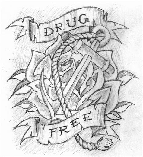 drug free tattoo designs drug free by king keizer jpg 853 215 937 tattoos