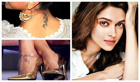 celebrity meaning bengali bollywood celebrities and their fashionable tattoos