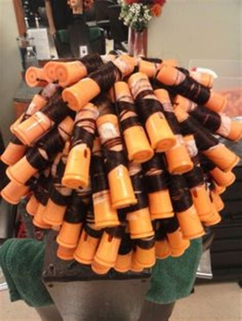 spiral wrap hairstyle spiral perm wrap w boom rods nov 30 1000 images about hair styles on pinterest spiral perms