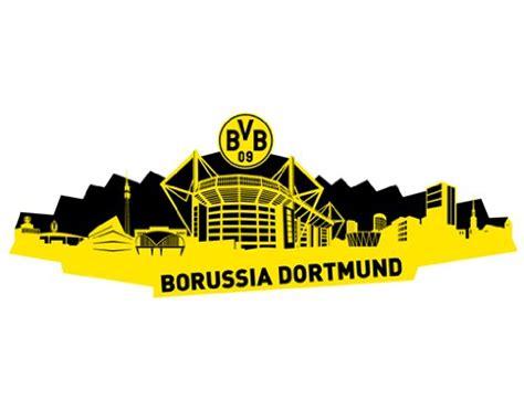 Aufkleber Drucken Bremerhaven by Borussia Dortmund Wandtattoo Skyline Reuniecollegenoetsele