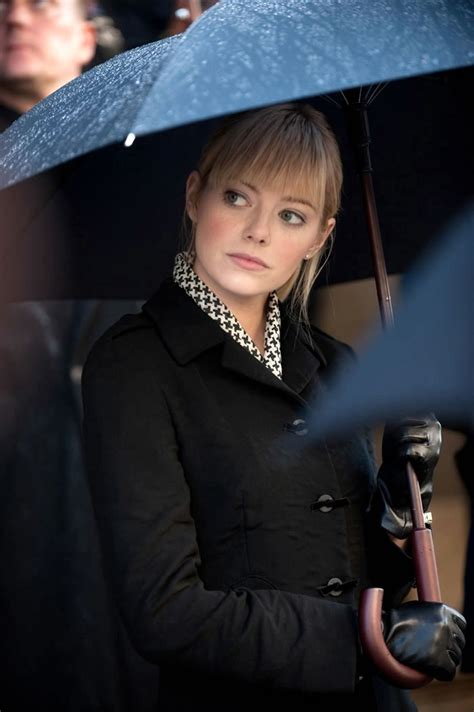emma stone gwen stacy the amazing spider man picture 40