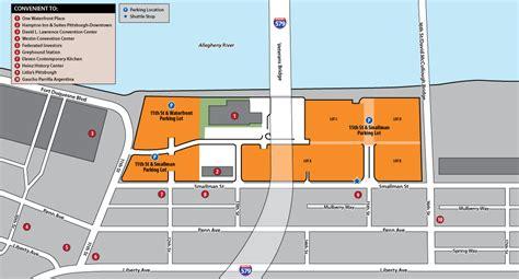 strip district parking alco parking