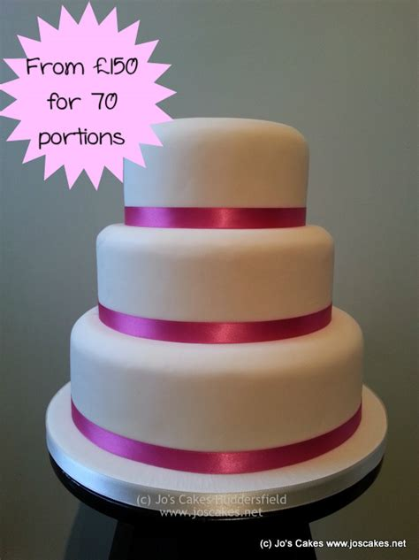 Simple But 3 Tier Wedding Cake For And Jo S Cakes Simple 3 Tier Wedding Cake