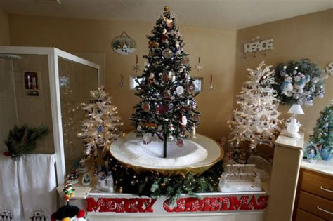 sahuarita family creates a forest of christmas trees in