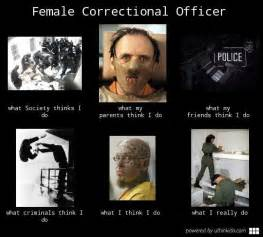 correctional officer to be