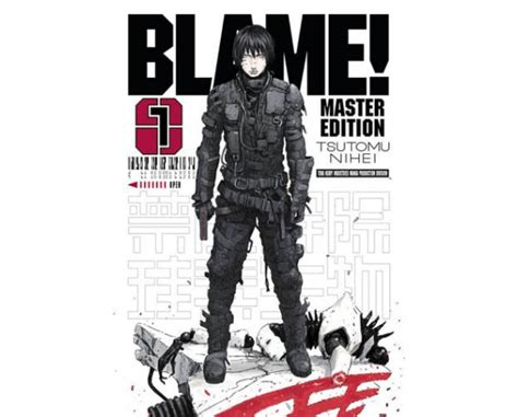 blame master edition 01