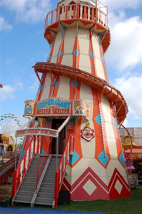 Modern Design Victorian Home by Helter Skelters Fairground Ride Hire And Corporate