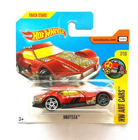 Hotwheels Shortcard Fast N Furious Ford wheels driftsta 2017 hw cars 63 365 card