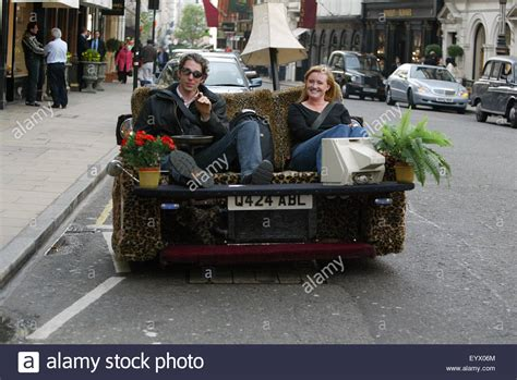 edd china sofa car edd china back in 2003 in bond street london on his sofa