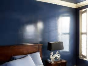 paint on wall how to add a wet effect to walls with glossy paint hgtv