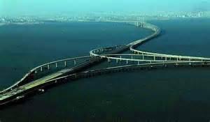 qingdao haiwan bridge the qingdao haiwan bridge the giant bridge