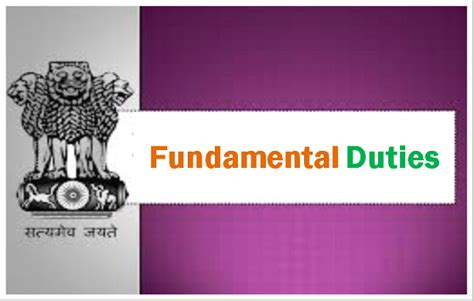 As A Citizen Of India My Duties Are Essay Writing For by Fundamental Duties Of Indian Citizens Political Science Study Material Notes