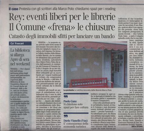 librerie a venezia a venezia le librerie chiudono materiali libreria