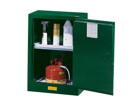 Shelf Of Pesticides by Sure Grip 174 Ex Compac Pesticides Safety Cabinet Cap 12
